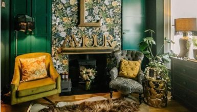 Lively Botanical Decor Tips For Living Room