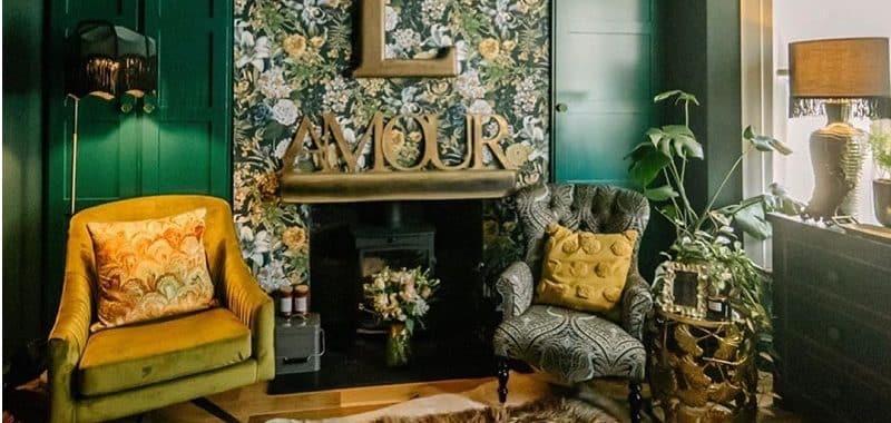 Lively Botanical Decor Tips For Living Room