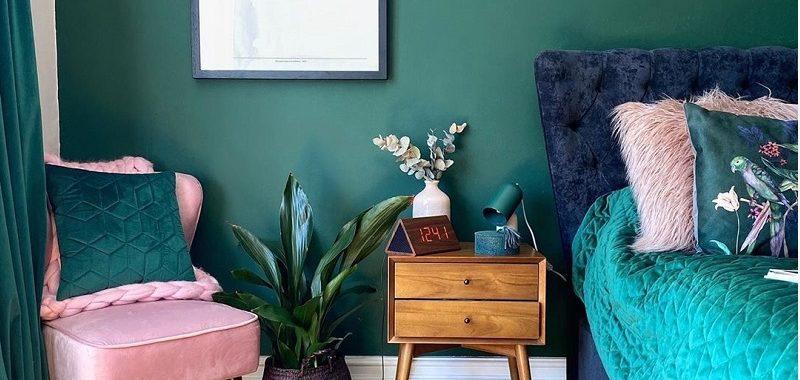 Add Vibrancy Of Colors To The Interior