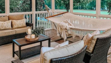 Easy-Breezy Decor Tips Summer Porch