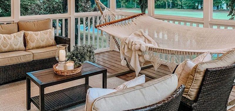 Easy-Breezy Decor Tips Summer Porch