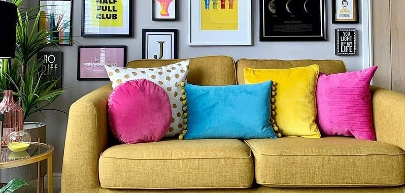 Give Artistic Refreshing Decor To Interior