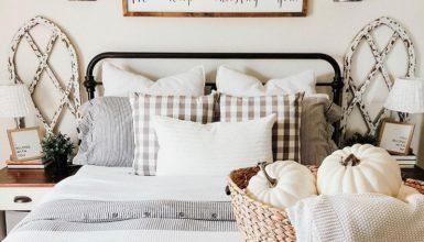 Cozy Aesthetic Autumn Season Decor Tips For Bedroom