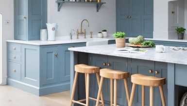Breezy Coastal Styling Tips For Kitchen Décor